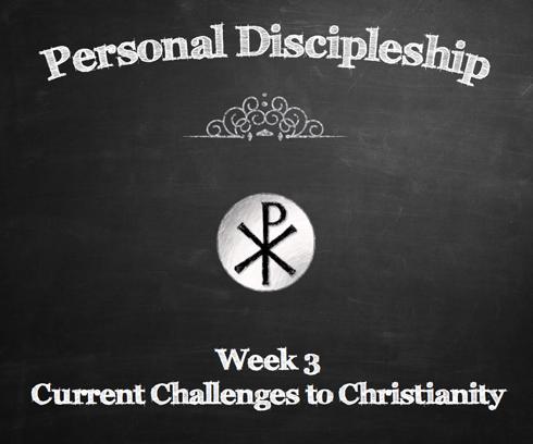 Personal Discipleship Week 3 Class Presentation
